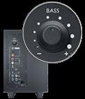 Dedicated bass control