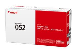 Canon 052 Toner Cartridge - Black