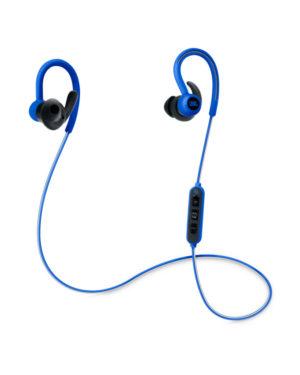 JBL Reflect Contour Wireless Bluetooth In-ear Headphones - Blue