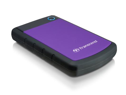 Transcend Rugged StoreJet 25H2P 500GB (USB 2.0)