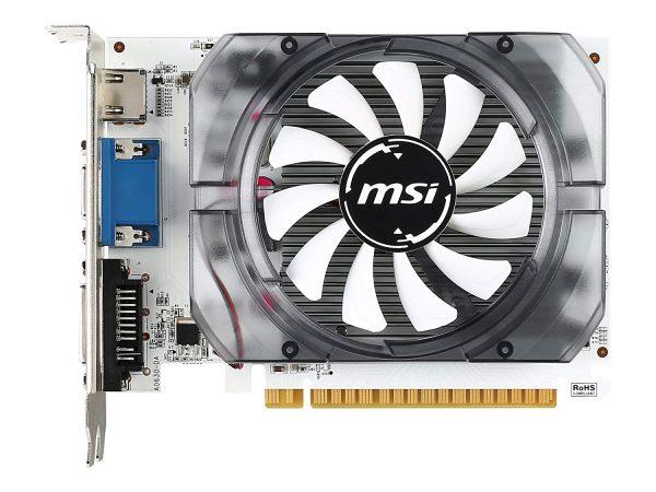 MSI GeForce N730-2GD3V3 GT 730 DDR3 2GB Graphic Card