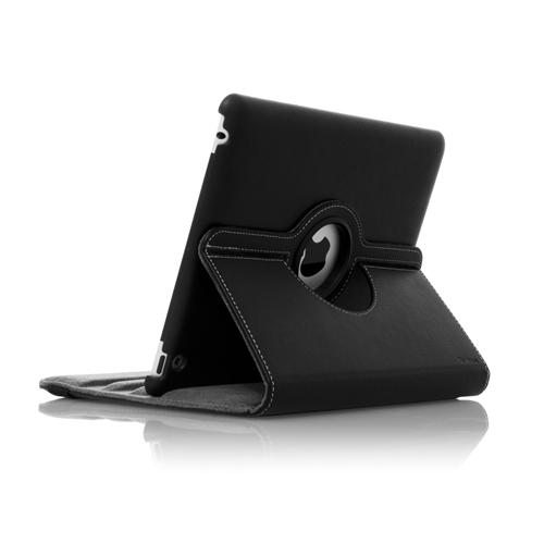Targus Versavu Rotating Case & Stand for iPad 3 & iPad 4 (Jet Black)