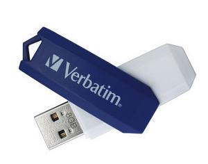 Verbatim Store'n'Go Mini Traveller 4GB USB 2.0 Drive