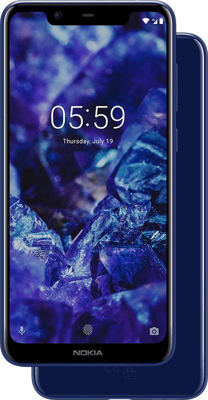 Nokia 5.1 Plus (4GB - 64GB)