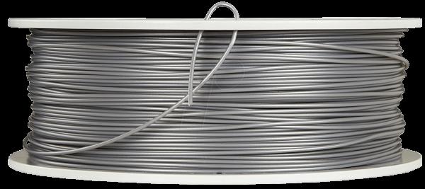 Verbatim PLA 3D Filament - 1.75mm 1kg - Silver