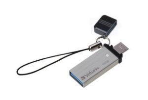 Verbatim Store'n'Go OTG USB 3.0 Drive 32GB Tiny