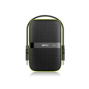 Silicon Power Armor A60 Portable Hard Drive 2TB (USB 3.0)