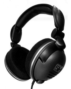 SteelSeries 5H v2 USB Headset with Soundcard (Black)