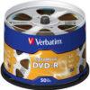Verbatim DVD-R 16X Digital 50pk Spindle
