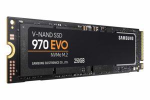 Samsung 970 EVO 250GB - NVMe PCIe M.2 2280 SSD