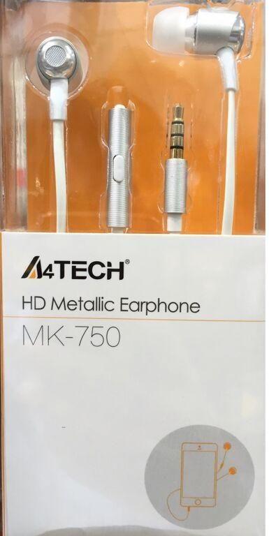 A4Tech MK-750 Earphones With Mic