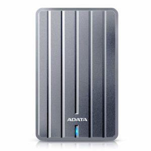 Adata HC660 Portable Hard Drive 1TB - Titanium