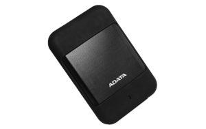 Adata HD700 Portable Hard Drive 2TB - Black