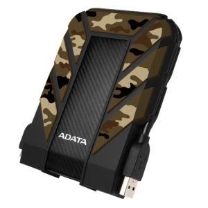 Adata HD710M Pro External Hard Drive 2TB - Camouflage