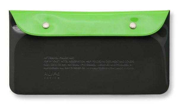 Alife Design HF Travel Pouch 402 (Terracotta)