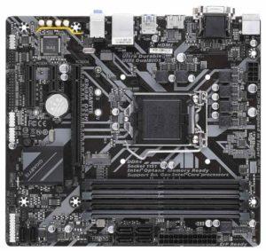 Gigabyte B360M DS3H Intel B360 Ultra Durable Motherboard