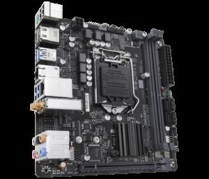 Gigabyte B360N WIFI Intel B360 Ultra Durable Motherboard