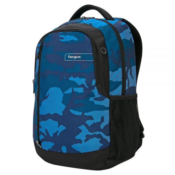 "Targus 15.6"" Sport Bundle (Blue Camo) - Bundle Option"