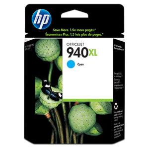 HP Ink C4907AA #940XL Cyan