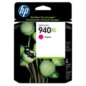 HP Ink C4908AA #940XL Magenta