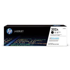 HP 202A Black LaserJet Toner Cartridge