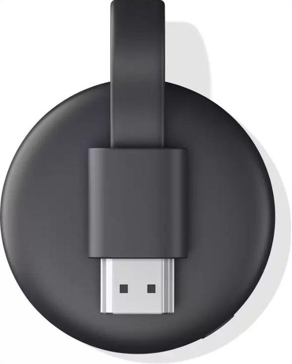 Google Chromecast 3 - Black