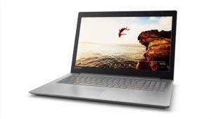 """Lenovo Ideapad 320 Ci3-8130U 4GB DDR4 1TB 15.6""""HD LED DOS - Platinum Grey"""