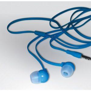 Travel Blue Colour Ear Phones
