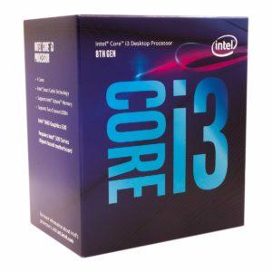 Intel Core i3-8100U Processor - (6M Cache - 3.60GHz)