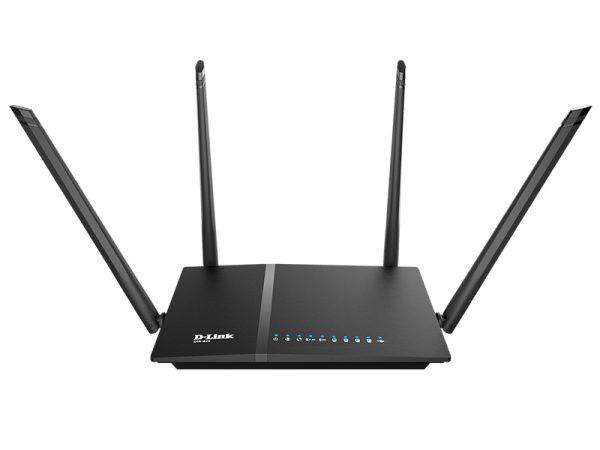 D-Link Wireless DIR-825 AC1200 Dual Band Gigabit Router