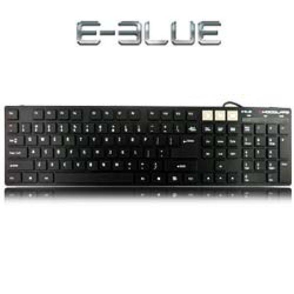 E-Blue Chocolate Slim Keyboard USB