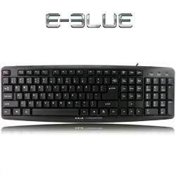 E-Blue Typewriter Keyboard USB