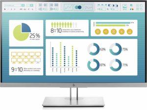 HP EliteDisplay E273 27-inch LED Monitor