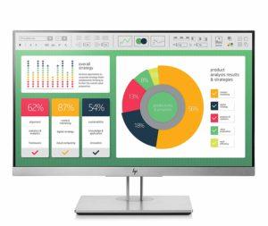 HP 22-inch E223 Elite Display LED Monitor