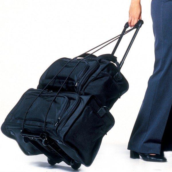 Travel Blue Folding Luggage Trolley