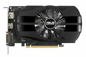 ASUS PH-GTX1050TI-4G Phoenix GeForce GTX 1050Ti 4GB GDDR5 Graphic Card