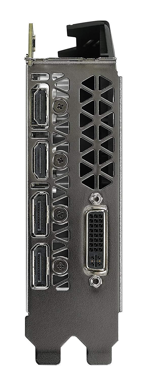 ASUS PH-GTX1060-6G Phoenix GeForce GTX 1060 6GB GDDR5 Graphic Card