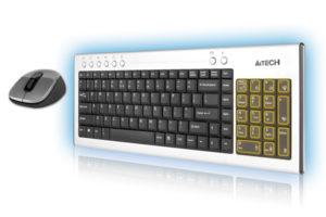 A4Tech G7 Wireless Desktop GX-6630
