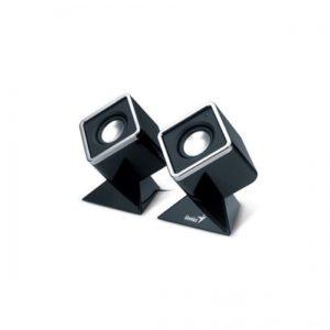 Genius SP-D150 Cubed Stereo Speakers