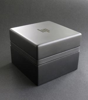Lip GDG Electronic Black Steel