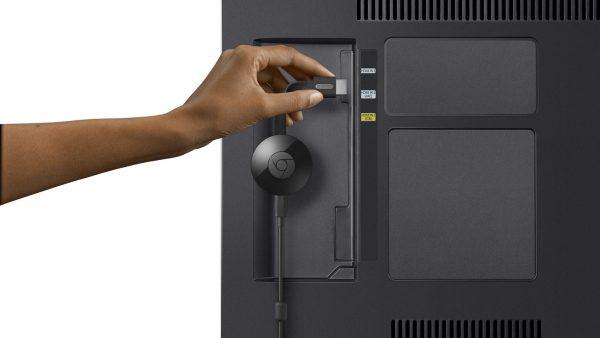 Google Chromecast 2 (Black)