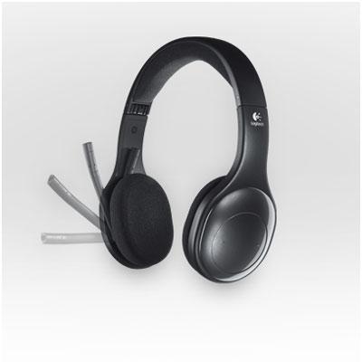 Logitech Wireless Bluetooth Headset H800