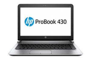 HP Probook 430 G3 (i5-6200U, 4gb, 1tb, win8.1 pro, local)