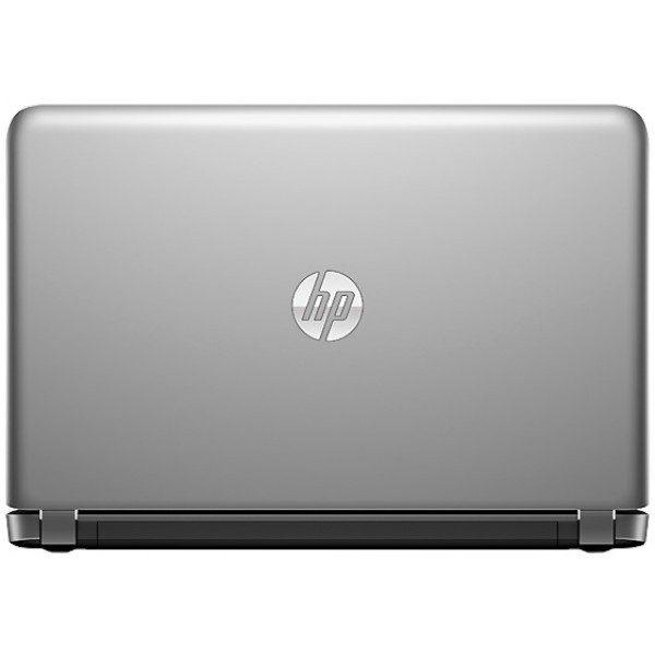 HP Pavilion 15-AB201TU (i3-6100U, 4gb, 500gb, dos, local) - Natural Silver