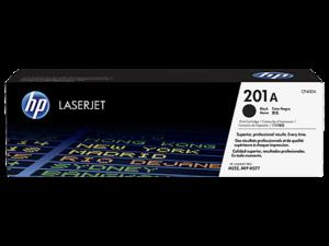 HP CF400A 201A Black Original LaserJet Toner Cartridge