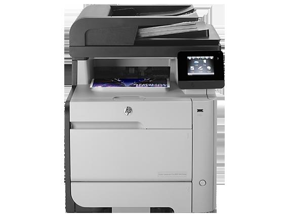 HP Color LaserJet Pro MFP M476dw