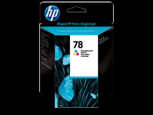 HP Ink C6578D #78 Tri-Color