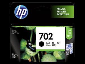 HP Ink CC660AA 702 Black