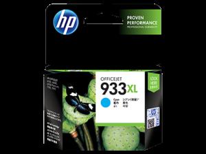 HP Ink CN054AA 933XL Cyan