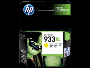 HP Ink CN056AA 933XL Yellow